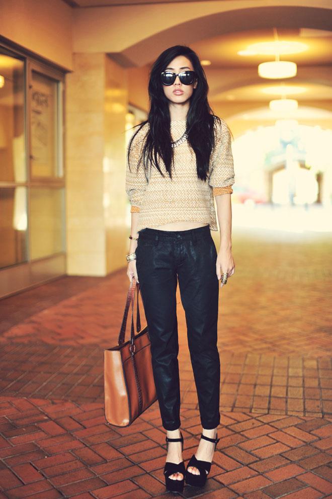 Vezon trousers