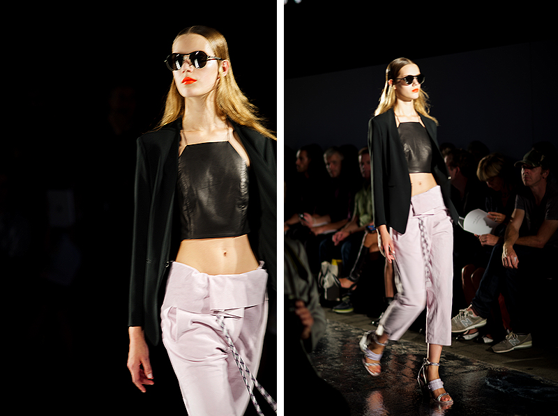 Rag & Bone, NYFW, SS 14, Neon Blush, Spring Summer Fashion