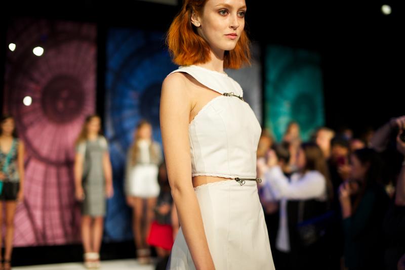 NYFW recap, Neon Blush, Fashion Week, Charlotte Ronson, AllSaints, Alice + Olivia, SS14