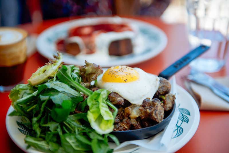 Mangeons, Sqirl brunch, Silverlake LA eats, breakfast food, food review